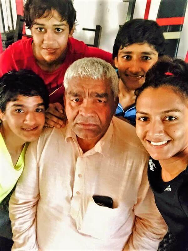 Mahavir Singh Phogat - A proud story presented by KreedOn