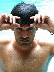 Rehan Poncha- Indian Swimmer