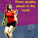 Jwala Gutta – Finest double specialist player in the world