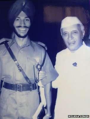 Milkha Singh - In the Army - KreedOn