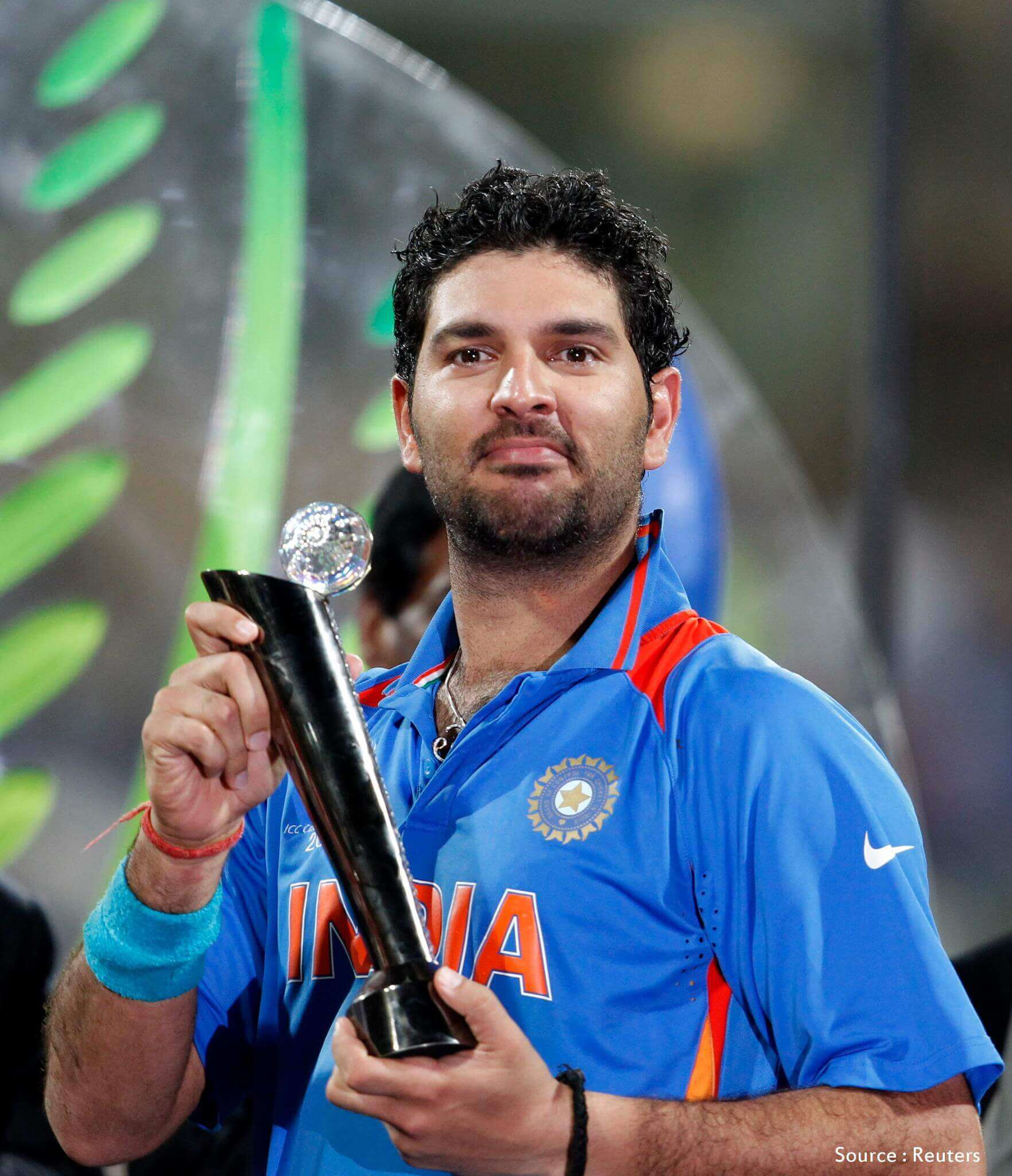 Biography Of Yuvraj Singh Cricketer Yuvraj Singh : Career,...