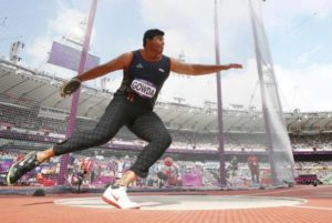 Vikas Gowda - The hulk of Indian Athletics