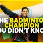 Nabha Wamburkar – The Deaf Champion in Indian badminton